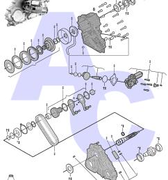 atc 500 transfer case parts catalogue [ 1100 x 1466 Pixel ]