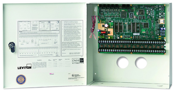 Leviton 20A00-50 Omni IIe Controller: Keeping Your Home Safe