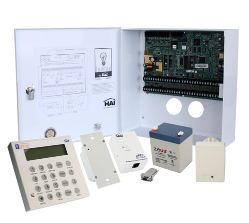 Leviton 44A00-1 Lumina Home Control System: The Master Control for Your Smart Home Devices