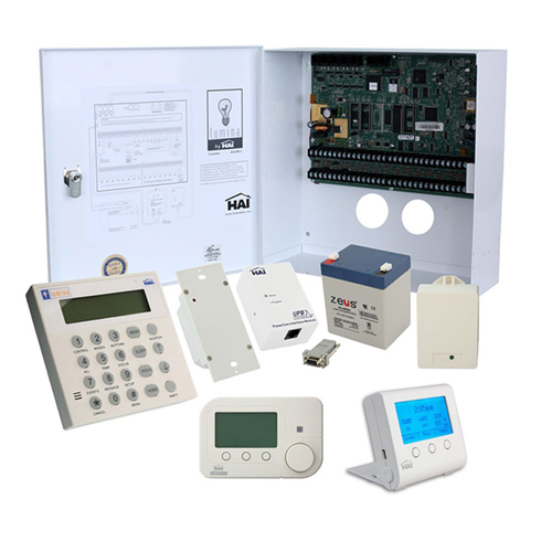 What Can You Do with the Leviton EMS3 Automation System with CFL/LED Lighting and ZigBee Energy Management Controls?