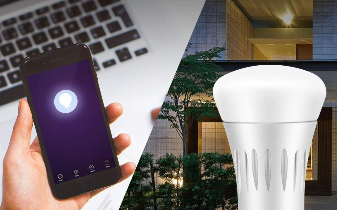 ExPower Smart Wi-Fi Light Bulb Review