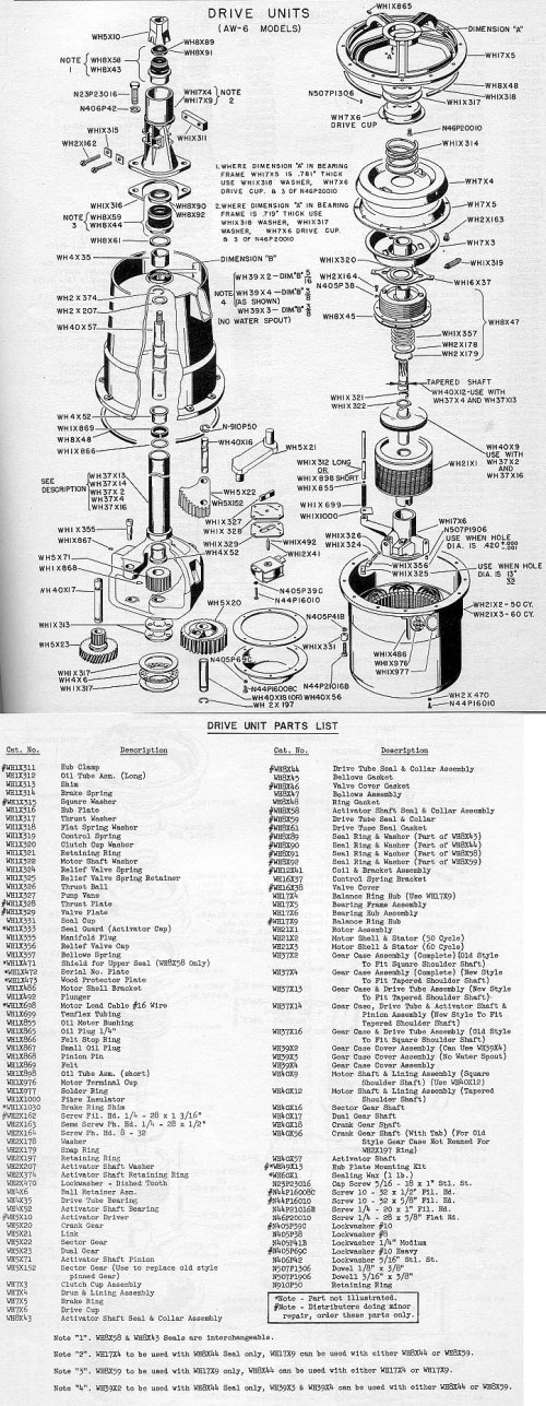 small resolution of 1947 general electric aw6 washer transmission explanation 1951 ge washer i hope this is the before shot chart showing water flow in 1958 ge filter flo