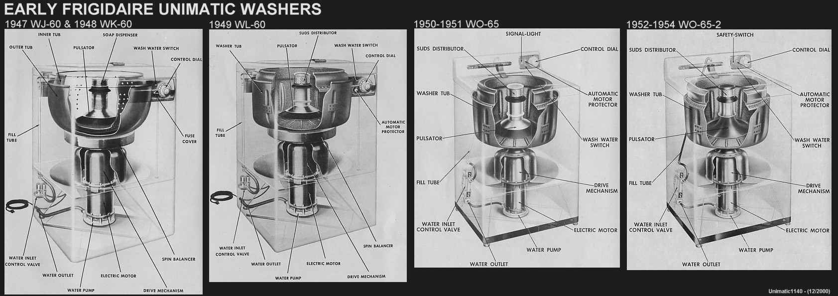 Whirlpool Washer Diagram