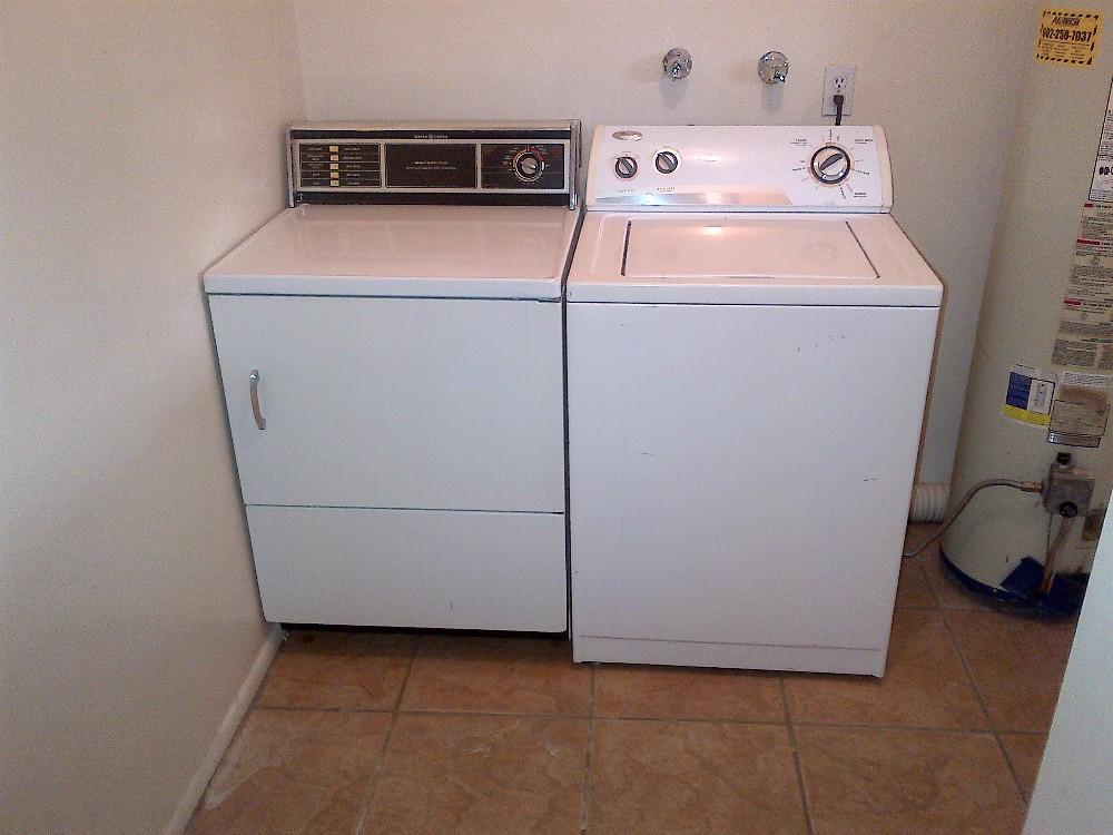 Model 7mwt96700sq1 Whirlpool Automatic Washer