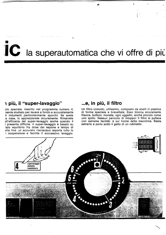 1964 Candy Automatic 3 restoration