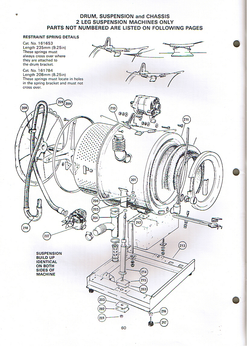 Hotpoint 18680 Service manual