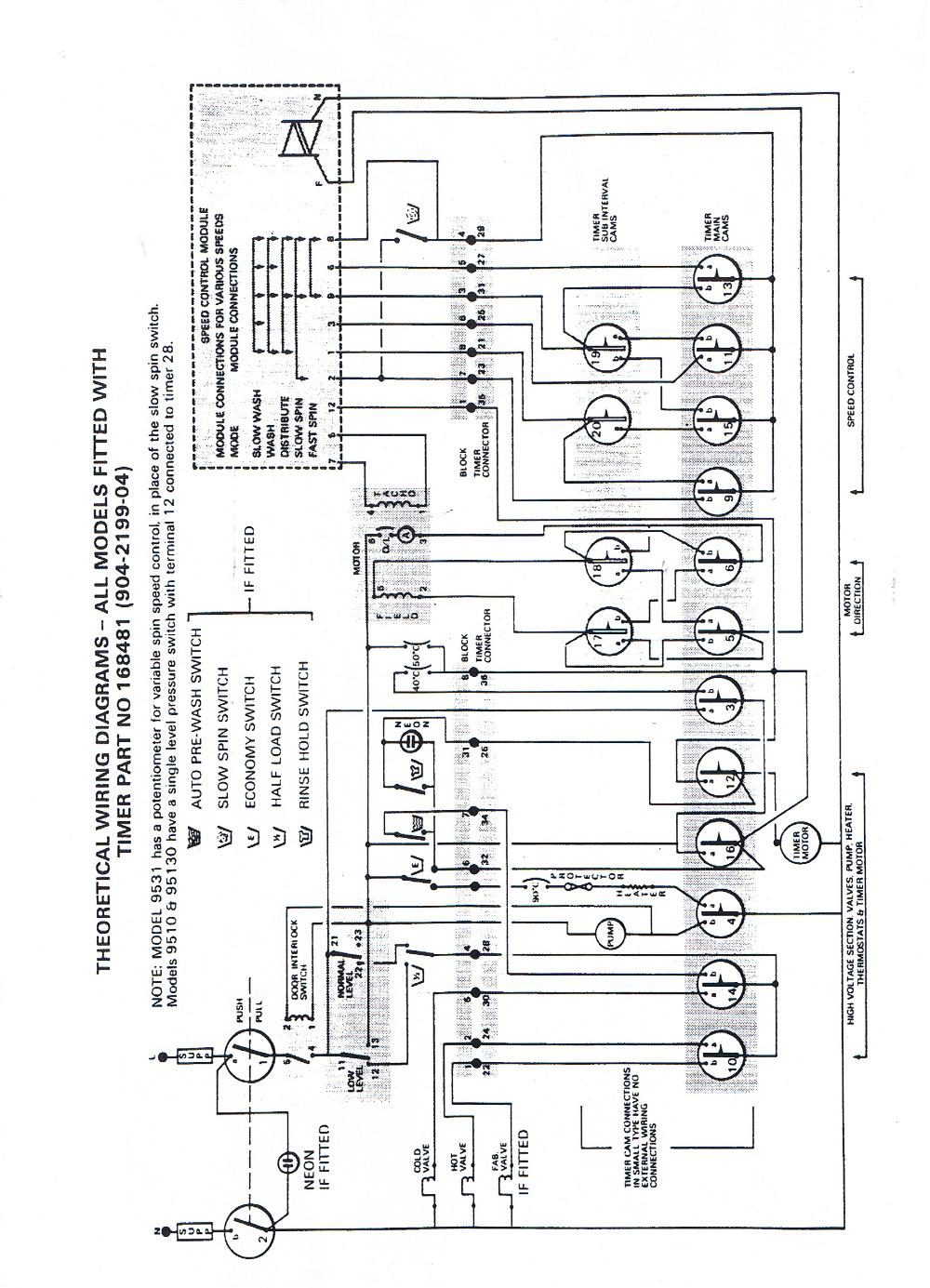 hotpoint wiring diagram.