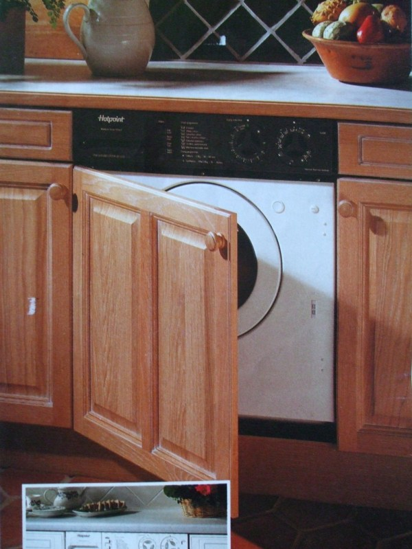 Photo of a Hotpoint Dryer 1992