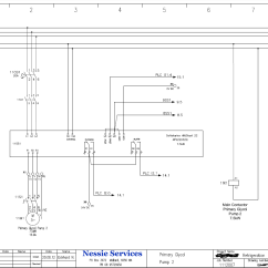 How To Draw Plc Wiring Diagram Av Receiver Refrigeration Control Automation Wa By Nessie Services