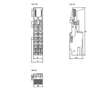 Siemens Et200s Wiring Diagrams : 30 Wiring Diagram Images