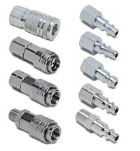 NITRA 1/4-Inch Air Couplings/Quick Disconnect Couplings ...