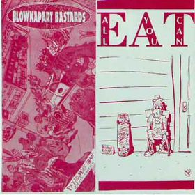 blownapart bastards - all you can eat