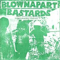 blownapart bastards - requestioning violence
