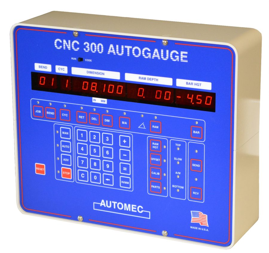 CNC300 Press Brake Control Upgrade Kit