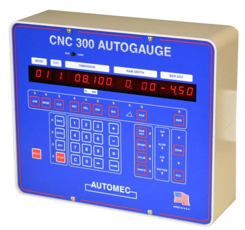 CNC300 Press Brake Control