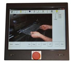 PC 800 CNC backgauge Control