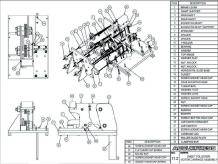 Sheet Follower Motor Carriage Assembly (Optional)