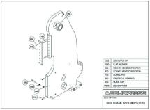 Side Frame Assembly