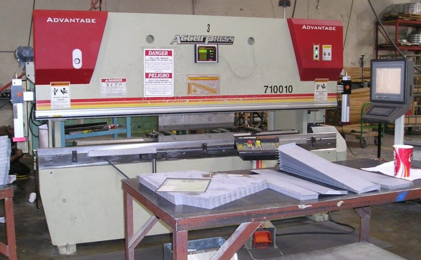 How to troubleshoot, Upgrade and/or Retrofit your Accurpress Hydraulic Press Brake Controls