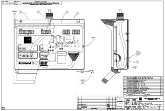 HURCO AB6 Console 001-2103-001