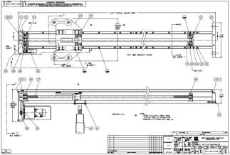 HURCO Backgauge, LP11-54 001-2010-004-1