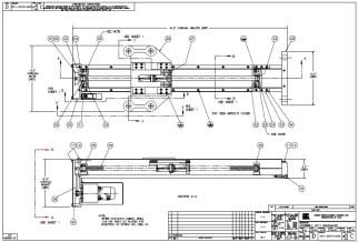 HURCO Backgauge, LP11 001-2010-005-1