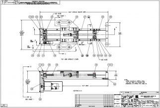HURCO Autobend Y-Axis Parts, Listings and Assemblies