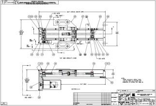 HURCO Backgauge, LP11-12 001-2010-006-1