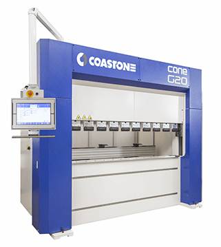 Cone Press Brakes – servo electric with an accuracy of 0.000079 inches
