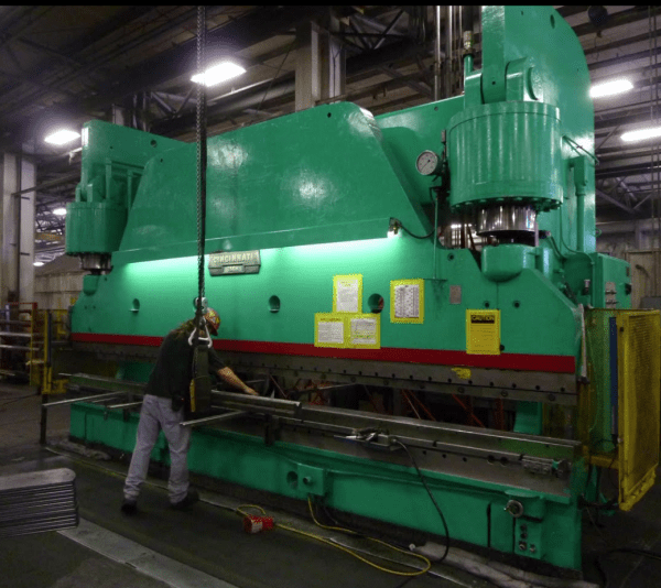 Cincinnati Press Brake Upgrade or Retrofit