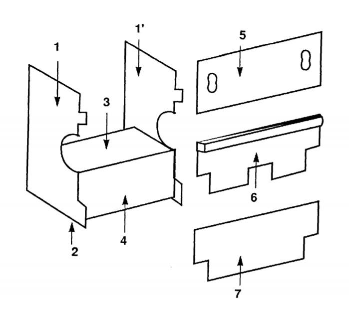 Amada Promecam Press Brake technical description