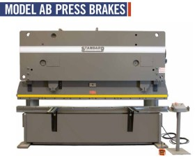Standard Industrial Model AP Press Brakes