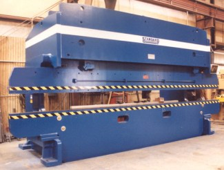 Standard Industrial Press Brake Model AB200-20