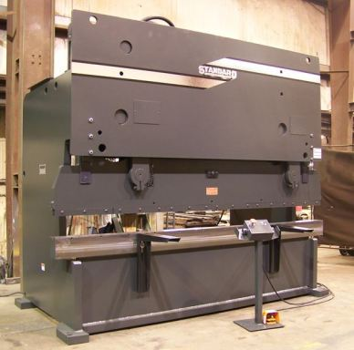 Standard Industrial Press Brake Model AB250-16