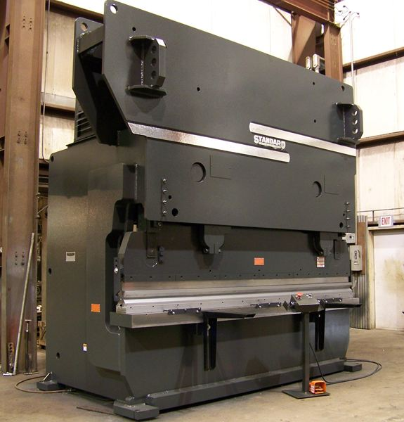 Standard Industrial Press Brake Model AB500-12