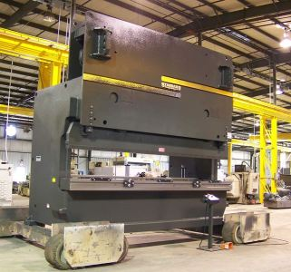 Standard Industrial Press Brake Model AB500-14