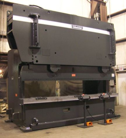 Standard Industrial Press Brake Model AB600-14