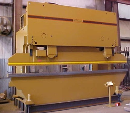 Standard Industrial Press Brake Model AB600-16