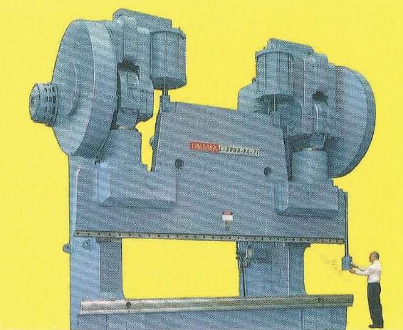 3000 Ton- Series L-3000-14-21