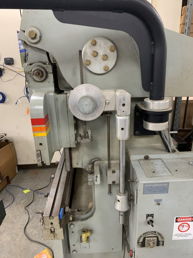 Used Accurpress 1