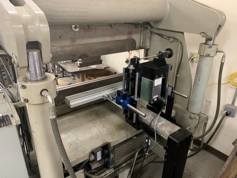 Used Accurpress 4