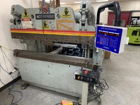 Used Accurpress 6