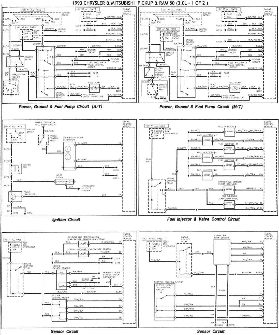 hight resolution of 2001 mitsubishi montero sport fuse box diagram car 2000 mitsubishi montero fuse box diagram 2000 mitsubishi