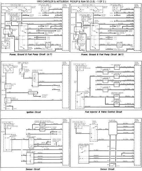 small resolution of 2001 mitsubishi montero sport fuse box diagram car 2000 mitsubishi montero fuse box diagram 2000 mitsubishi