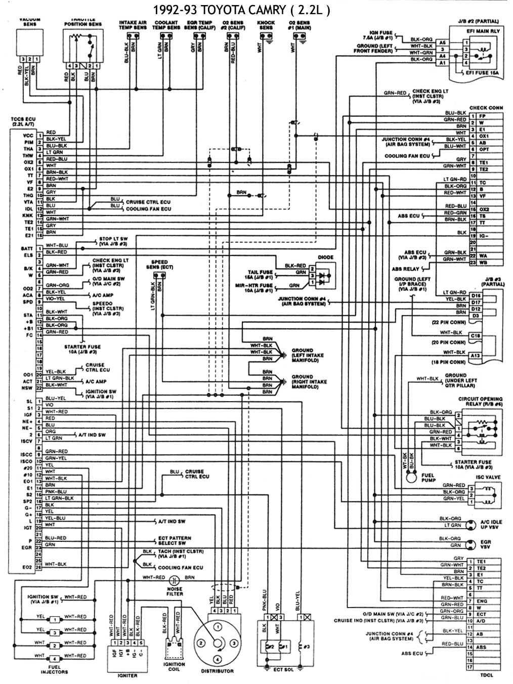 hight resolution of 93 toyota corolla engine diagram get free image about 93 toyota corolla radio wiring diagram 94