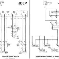 99 Jeep Wrangler Wiring Diagram Christmas Lights Fuse Box Transfer Case