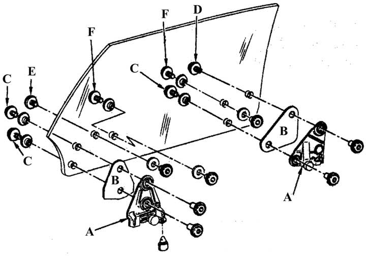 body schematic diagram for 1971 challenger
