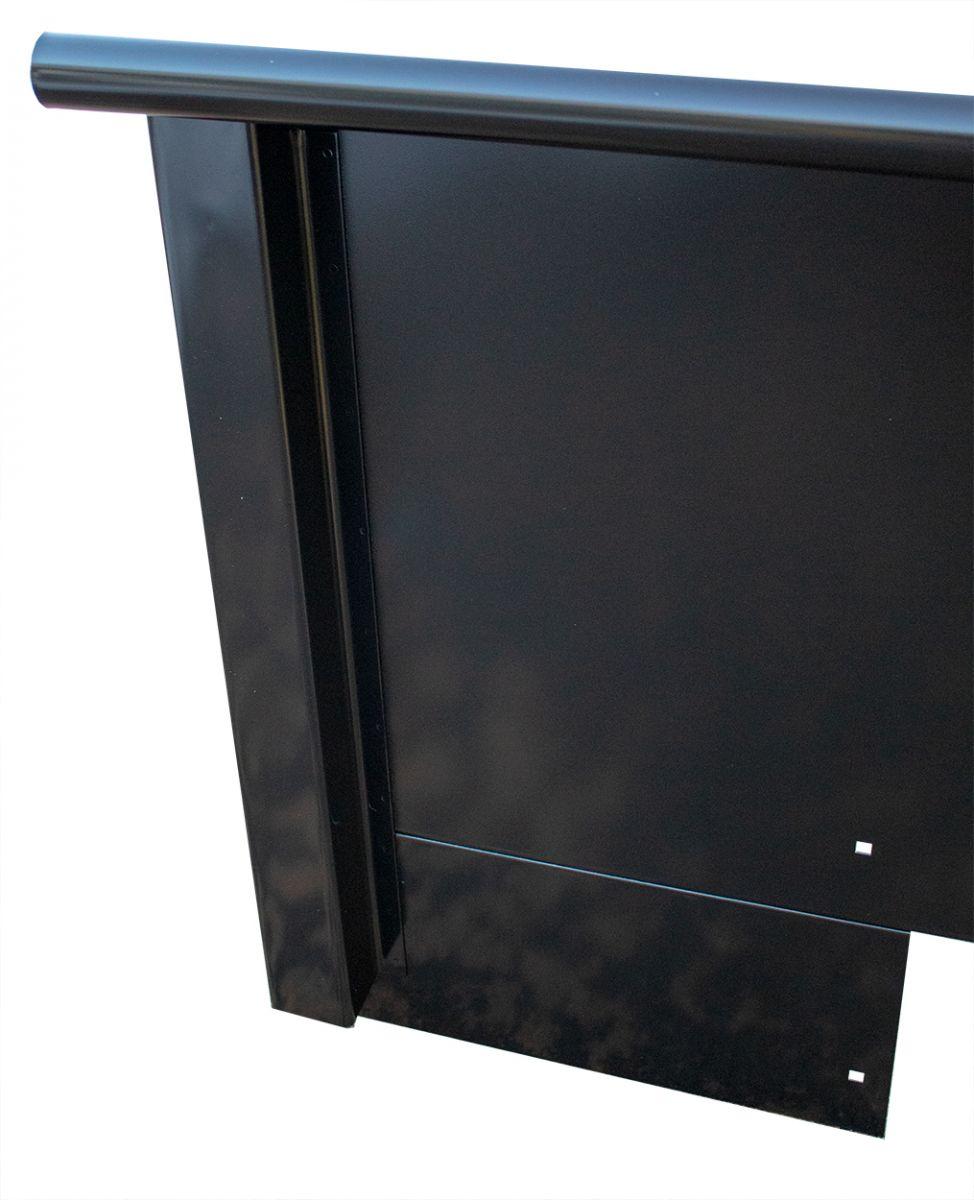 medium resolution of  f100 short bed stepside bedside oe style w o stake pocket holes lh 53 56