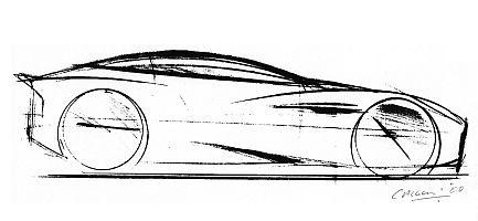 2001 Astonmartin V12 Vanquish brochure