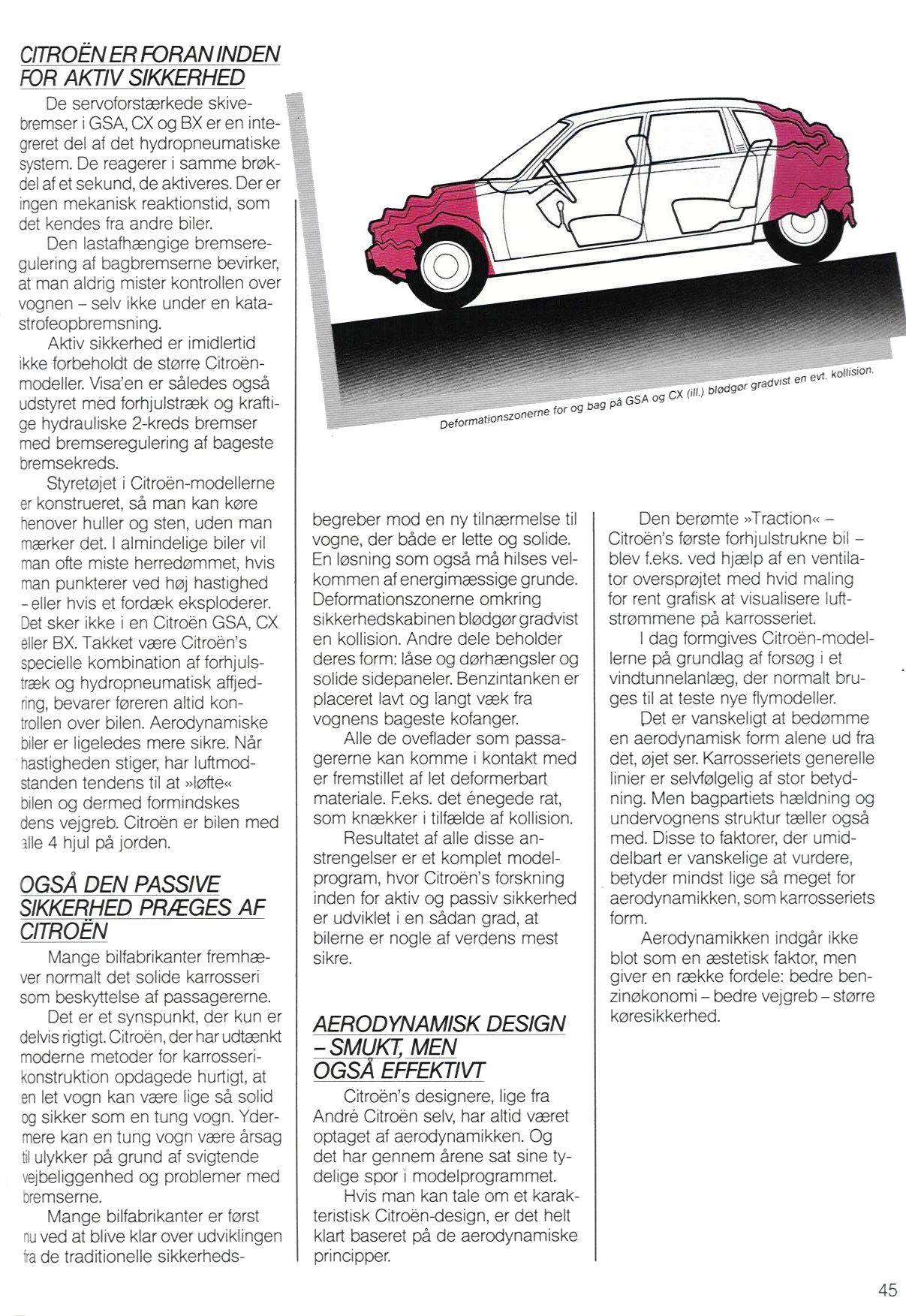 Citroen visa-gsa-cx brochure